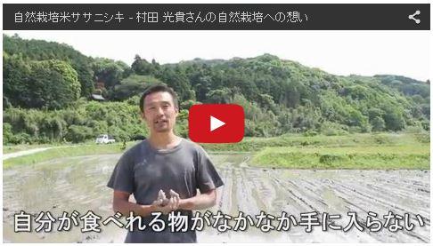 村田光貴さんの自然栽培への想い