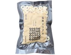 玄米シリアル 自然栽培米ササニシキ