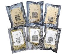 玄米麺・胚芽麺 自然栽培米ササニシキ使用