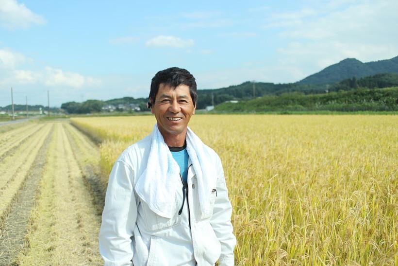前田自然栽培米ミナミニシキ