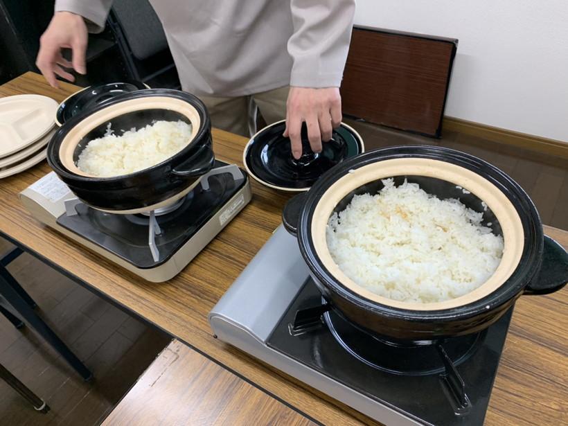 稲本1号食べ比べ実験