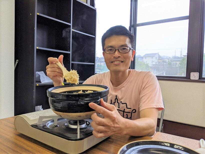 井田食べ比べ